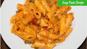 Easy Pasta Recipe How To Make Italian Vegetable Cheesy Penne By Harshis Kitchen