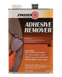 zinsser adhesive and paint remover 1 gal at menards