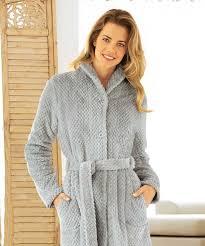 veste de chambre femme veste d intérieur en maille fantaisie ultradouce manches longues