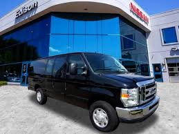 2011 Ford E Series 250 Van Flex Fuel RWD Automatic