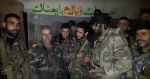 siege army moments of breaking siege of syrian army base in east