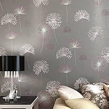 silhouette schlafzimmer zeit tapete warm ländlichen vlies stoff wohnzimmer tv hintergrund wand papier tapete pusteblume sj904