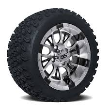 100 14 Inch Truck Tires Set Of 4 Inch Diesel Wheels On AT Everything Carts