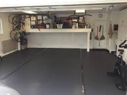 Foam Tile Flooring With Diamond Plate Texture by G Floor Small Coin Versus Nitro Garage Flooring