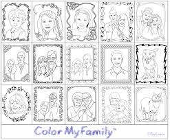 The 2014 Installment For Family Coloring Pages My Grandchildren Color FamilyTM