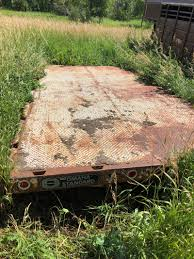 100 Omaha Truck Beds 15 Steel Truck Bed No Rust No Hoist No Sides 75000 Mandan ND