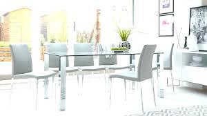 Glass Dining Room Sets For 6 Table Sale In Johannesburg On Tables To
