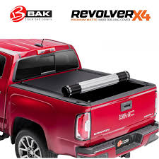 100 Truck Bed Covers Roll Up Details About BAK Revolver X4 Hard Vinyl Cover 20152020 Chevy Colorado 62