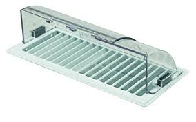 Adjustable Floor Register Deflector by Dundas Jafine Adspzw Shatterproof Air Register Deflector Air