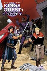 2nd Pick Will Go To Kings Quest 1 By Ben Acker And Dan Comic