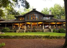 Adirondack House Plans by N C Lake House Combines Southern Charm Adirondack Style Curb