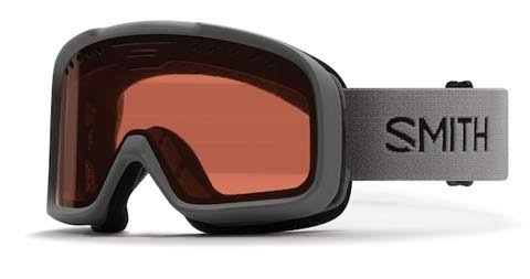 Smith Project Charcoal gray Men, Snowboard Goggles