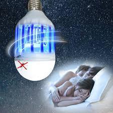 mosquito killer led bulb 110v 15w led bug zapper l e27 insect