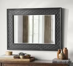 Manificent Decoration Pottery Barn Wall Mirrors Hayden Mirror