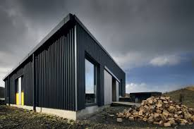 100 Rural Design Homes Gallery Of Black House Architects 8