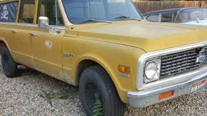 1972 Chevrolet Suburban For Sale Near Woodland Hills, California ... 1972 Chevy K20 Pick Up 4x4 Dealer Keeping The Classic Pickup Look Alive With This 1968 Trucks For Sale Truck Chevrolet Suburban K5 Blazer For Sale 84525 Mcg C10 Pickups Panels Vans Original Pinterest Black Betty Photo Image Gallery Stepside Short Bed Up Cst Longbed Frame Off Restoration No Dents Hemmings Find Of Day Cheyenne P Daily 1971 Chevy Pickup Custom 10 Orange 350 Motor