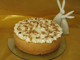 apfelsahnetorte leckere torten apfel sahne torte lecker