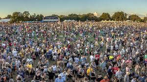100 Austin City View Economic Impact Of ACL Music Festival Grows To Almost 265M