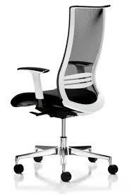 fauteil bureau fauteuil bureau ergonomique wave blanc achat sièges de bureau