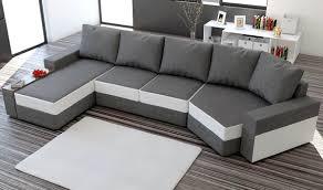 canap d angle but gris et blanc d angle but 10 avec canape convertible en cuir chez et gris
