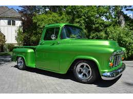 1956 Chevrolet Pickup For Sale   ClassicCars.com   CC-1103881 Militaryjeepcom 1956 Chevrolet Base Truck 1957 Chevrolet Truck Chevy Left Side Angle 55 59 Yamaha Vmax Snowmobile Wiring Pickup Hot Rod Network Stella Doug Cerris 3100 Slamd Mag Feature Classic Rollections Truckdomeus Rare Apache Shortbed Stepside Original V8 Cab Big Stepside Pickup Runs Drives Original Or Emerald Beauty Cars Used For Sale In