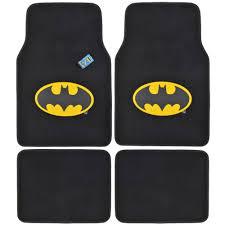 Scion Xb Floor Mats by Amazon Com Batman Seat Cover Carpet Floor Mat And Sun Shade