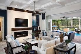 Arthur Rutenberg Amelia Floor Plan by Bermuda 1216 Eclectic Living Room Tampa By Arthur