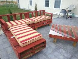 Pallet Garden Furniture Plans Recycled Patio