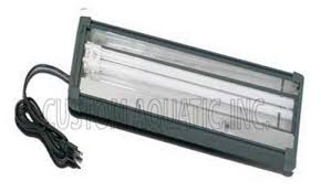 these single power compact fluorescent light fixtures from