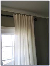 Macy Curtains For Living Room Malaysia by Blackout Curtain Rod Copper Curtain Rod Navy Velvet Blackout
