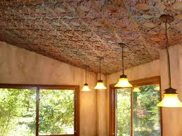 Styrofoam Ceiling Panels Home Depot by Cleaning Faux Tin Ceiling Tiles U2014 John Robinson House Decor
