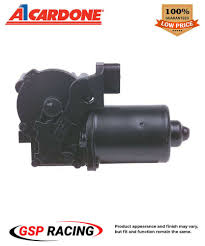100 A1 Truck Parts Cardone Windshield Wiper Motor PN434702 Exterior Car And