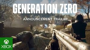 Generation Zero Announcement Trailer