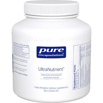 Pure Encapsulations UltraNutrient Antioxidants Phytonutrient - 180 Capsules