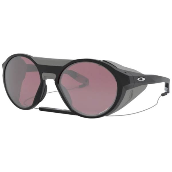 Oakley Clifden Sunglasses Matte Black / Prizm Snow Black Iridium