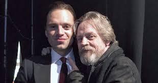 Mark Hamills Latest Sebastian Stan Son Tweet Delights Star Wars Galaxy