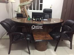 Office Table With Chairs | Qatar Living Office Fniture Lebanon Modern Fniture Beirut K Home Ideas Ikea Best Buy Canada Angenehm Very Small Desks Competion Without Btod 36 Round Top Ding Height Breakroom Table W Chairs Neat Design Computer For Glass Premium Workspace Hunts Ikea L Shaped Desk Walmart Work And Office Table