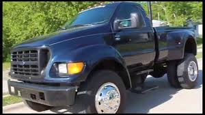 Ford F650 Pickup Truck - Amazing Photo Gallery, Some Information And ...