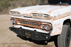1960 Chevy Suburban Meets New-School Diesel Performance Photo ...