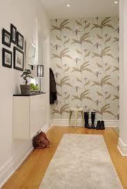 Narrow Hallway Wall L High Window Design Idea For Decor Black Metal Mission Long Chair Color Pendant