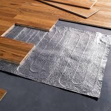 plancher chauffant électrique castorama