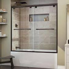 stunning tub shower glass doors bathtub doors bathtubs the home