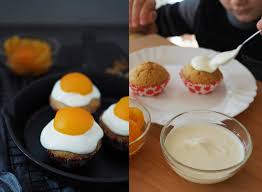 spiegelei muffins walnuss karotte