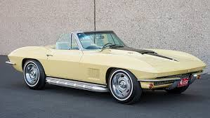 Mid To Late 1960s Corvettes 1963 1972