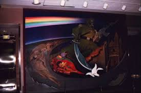 Denver International Airport Murals Meaning by Denver International Airport Murals