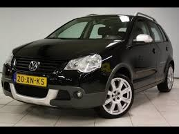 VW polo cross 2007 occasion
