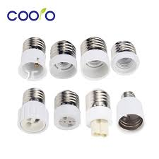 bulb converter e27 to e12 e14 e40 b22 mr16 g9 gu10