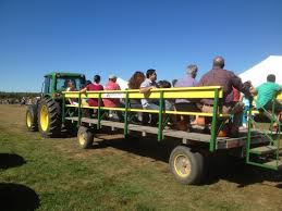 Pumpkin Patch Rides by Things To Do Sauchuk Farm