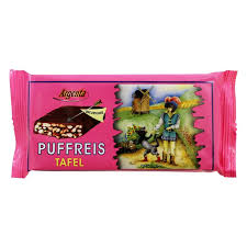 argenta puffreistafel puffreis schokolade 60 g