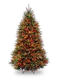 Dunhill Christmas Trees by The Best Pre Lit Artificial Christmas Trees A Very Cozy Home